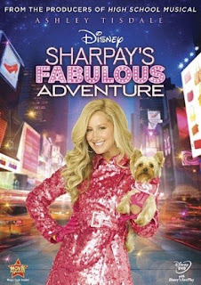 A Fabulosa Aventura de Sharpay Dublado