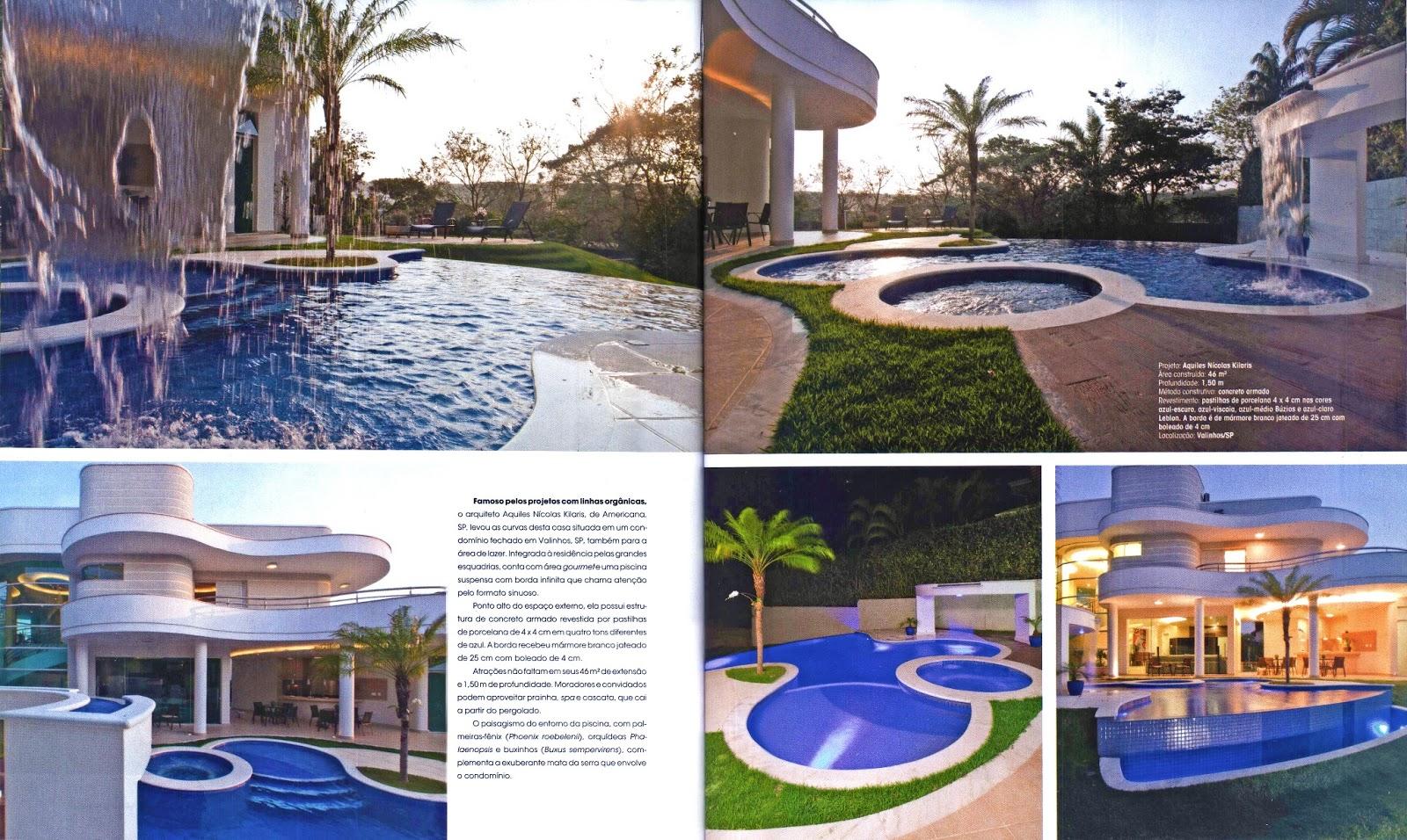 Ambiente piscinas revista de piscina auto design tech for Piscina 3 re