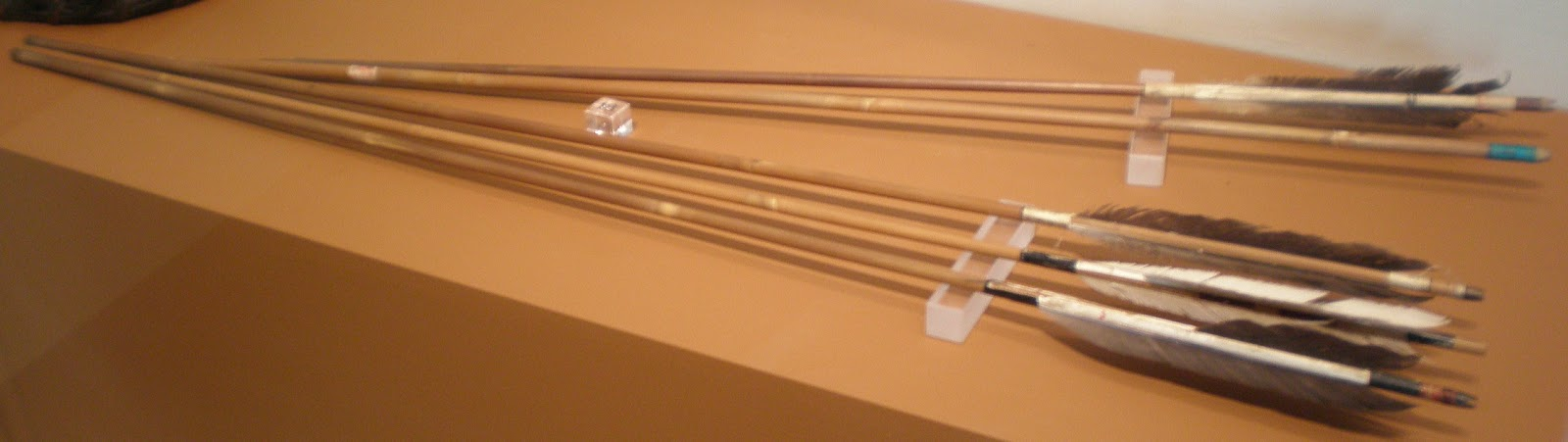 how to make bamboo arrows