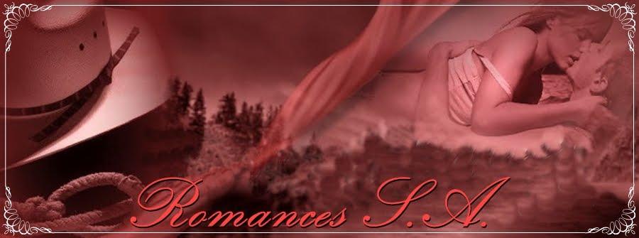 Romances S.A. Lançamentos!