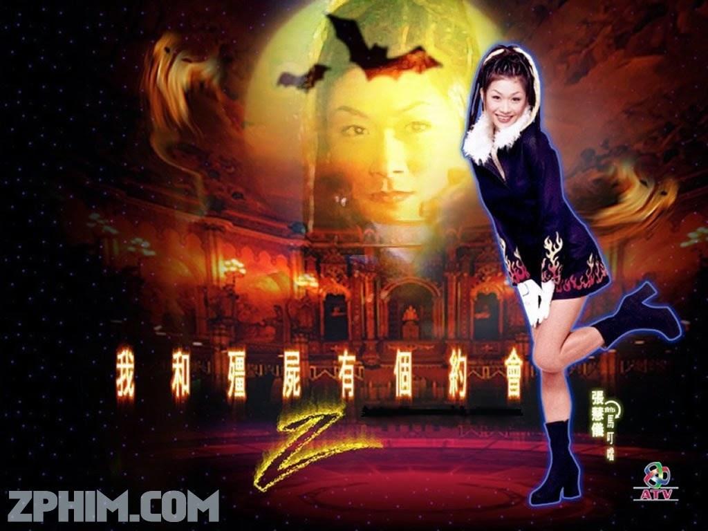 Ảnh trong phim Khử Tà Diệt Ma 2 - My Date with a Vampire Season 2 2