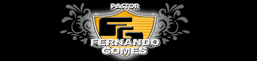 Pastor Fernando Gomes