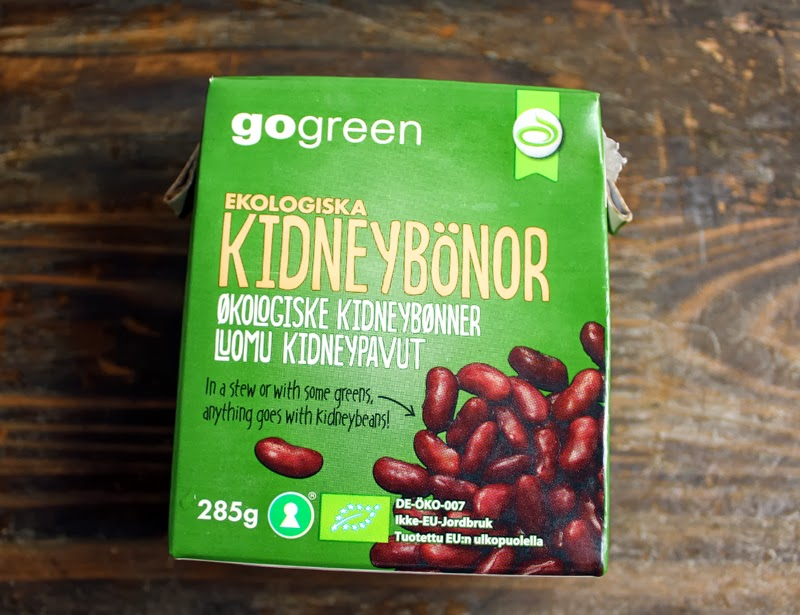 Oppskrift Bønneboller Kjøttfrie Veganske Kjøttboller Kidneybønner Salatbønner