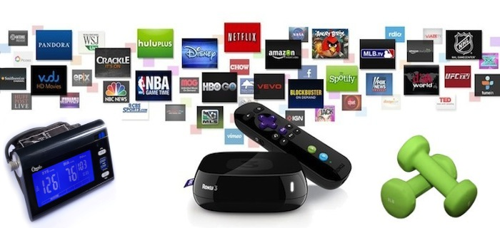 Roku Cardio Fitness Channels