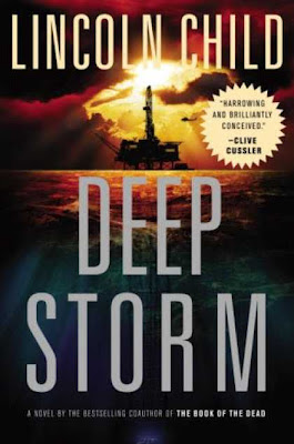 cover of Deep Storm by Lincoln Child