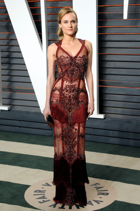 Oscars 2016 Red Carpet & the Vanity Fair afterparty (images)