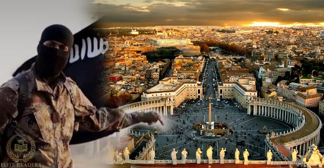 ISIS Declares War on the Vatican