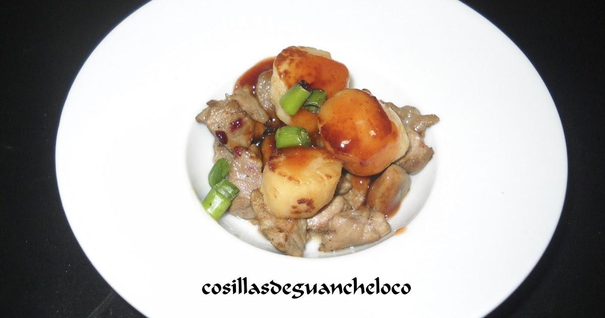 Aprendiendo a cocinar cosillas de guancheloco solomillo for Cocinar vieiras