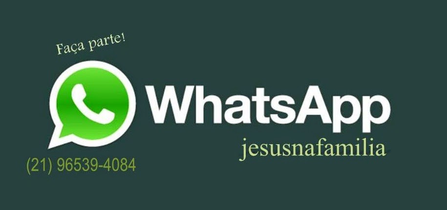 jesusnafamilia no WhatsApp: