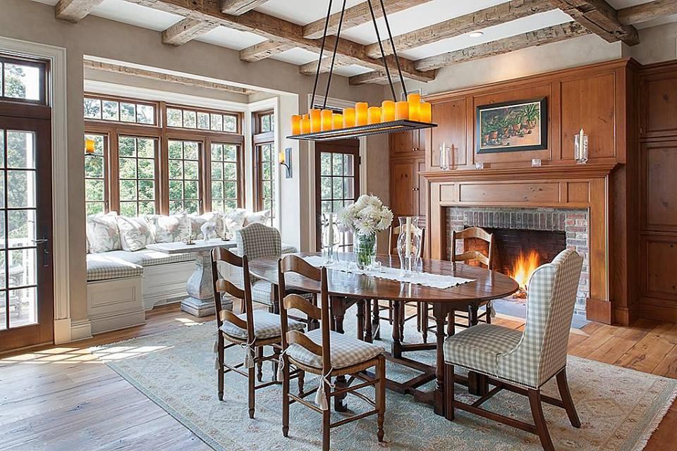 Bricolage e decora o ideias para decorar a sua sala numa - Decorar casas de campo ...