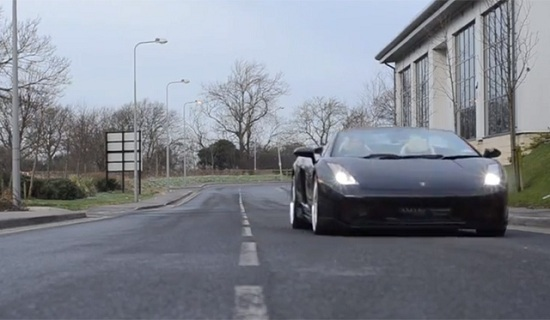 Video 2006 Lamborghini Gallardo Spyder By Hamann Carsfresh