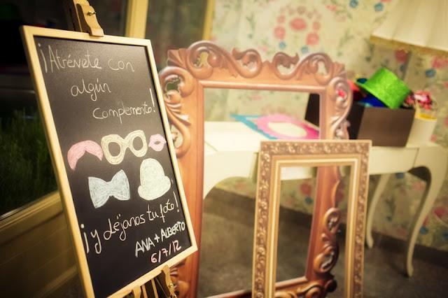 Bodas de bodas diy photocall - Marcos para cuadros grandes ...
