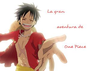 La gran aventura de One Piece