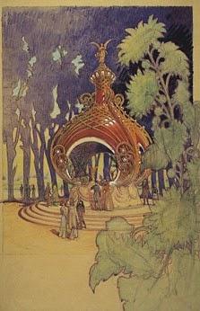 Bonnier, projet de buvette, expo universelle 1900