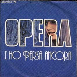 Sanremo 1976 - Gli Opera - L'ho persa ancora