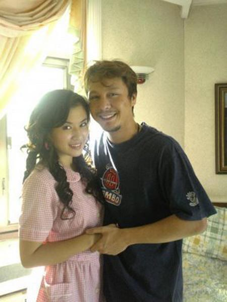 janna dominguez and baron geisler pic