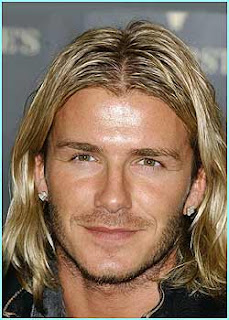 Classy Shoulder Length Long Hairstyles for Men