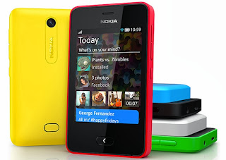 Harga Nokia Asha 502 terbaru Harga Nokia Asha 502 dan 503 Dual SIM