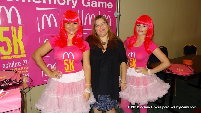 McDonald's en el YoSoyMami Social Moms Conference 2012