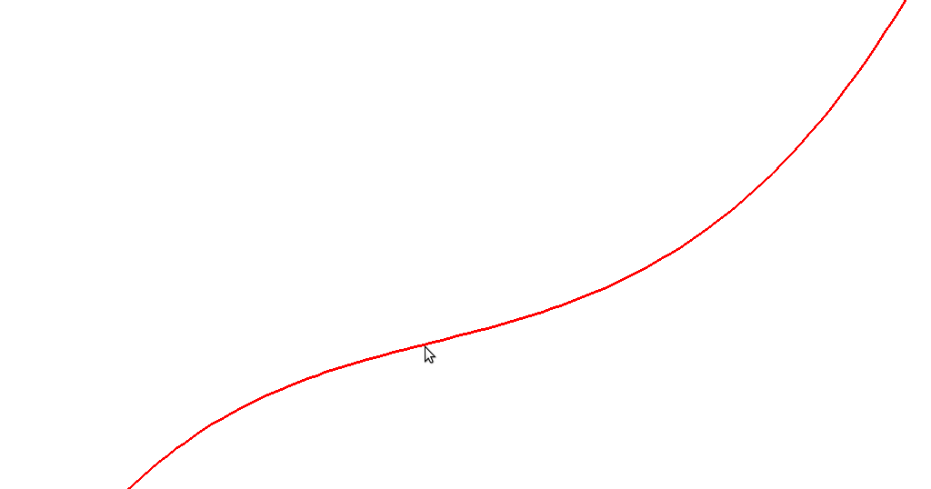 Line Drawing Algorithm In Opengl : Graphics and game programming in opengl bezier curve