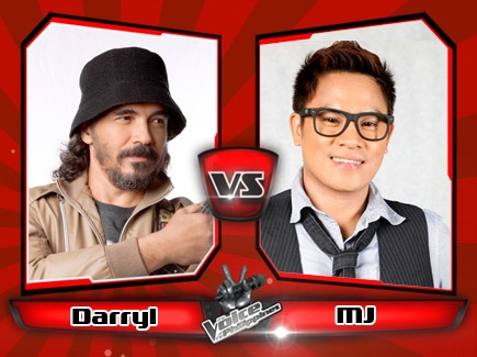 Darryl Shy vs MJ Podolig | The Voice of the Philippines Battle Rounds