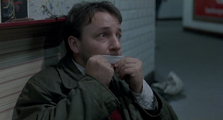Zbigniew Zamachowski as Karol Karol, Three Colors: White, Directed by Krzysztof Kieslowski