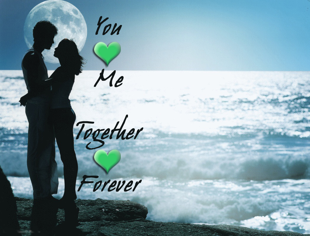 Together Forever Wallpaper Romantic Couple Wallpapers Love Couples In Romance