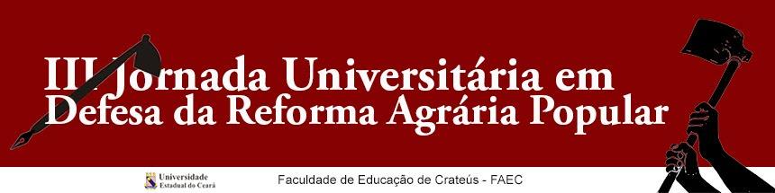 Eventos Universitário da Faculdade de Educação de Crateús - FAEC/UECE