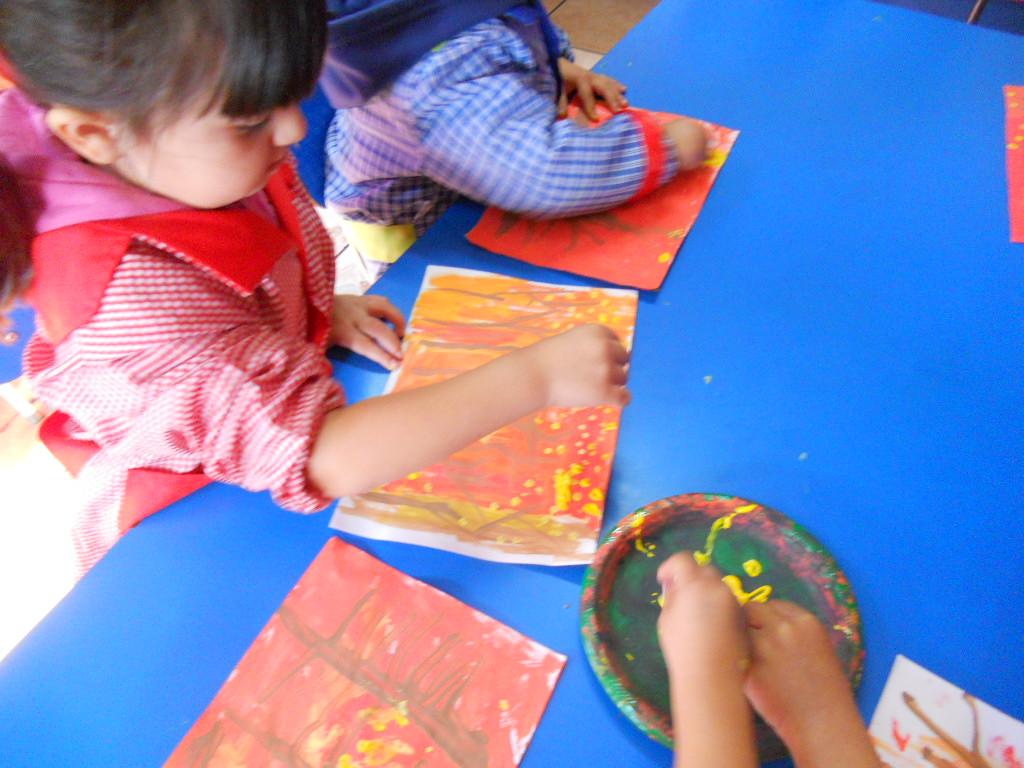 Jard n infantil un mundo de amor muestra de arte 2015 for Vendo jardin infantil 2015