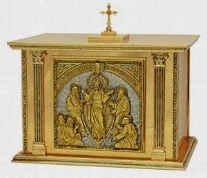 Capela de Nossa Senhora da Conceição em Assú é arrombada e tem Sacrário roubado