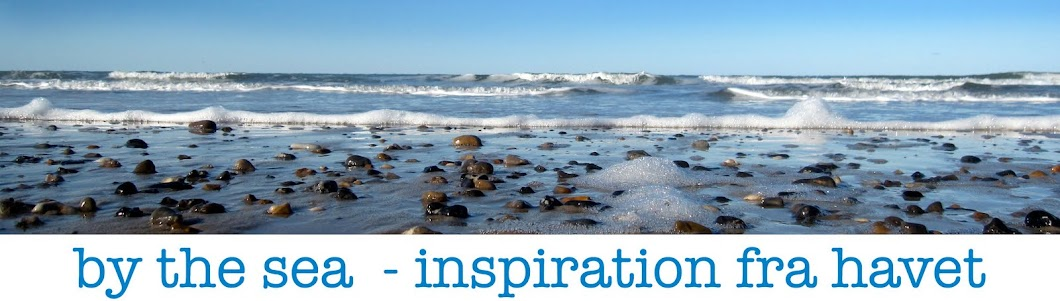 by the sea  - inspiration fra havet
