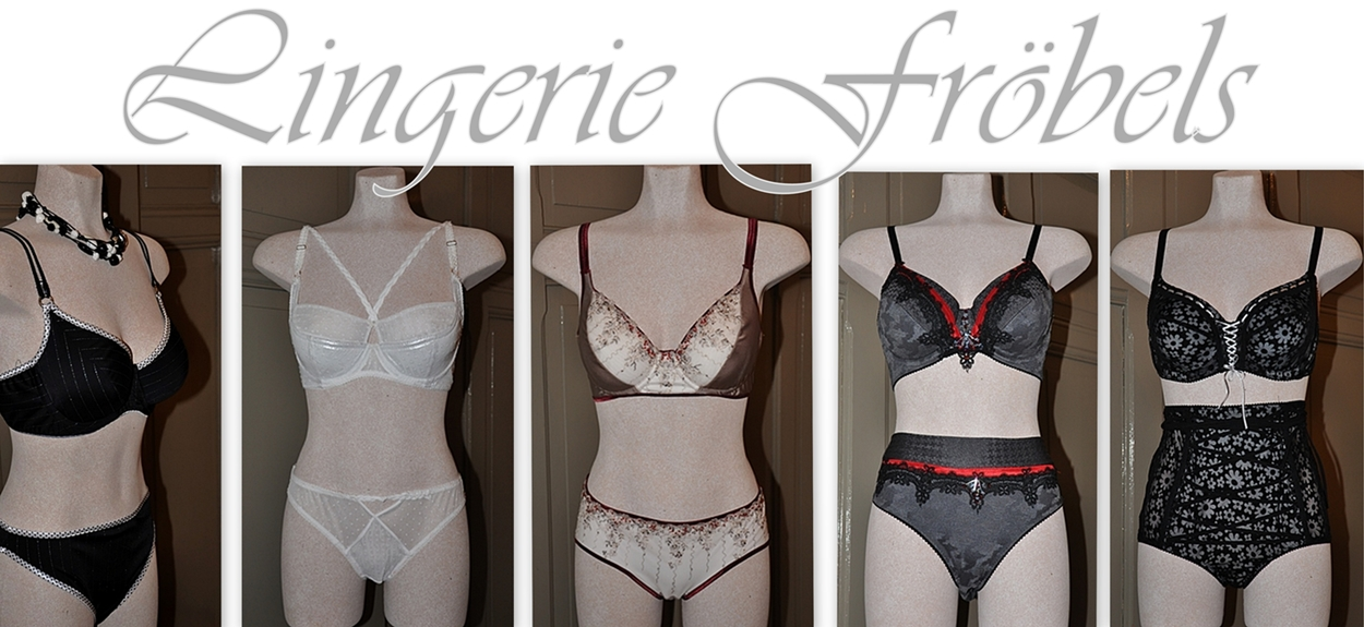 Lingerie  Fröbels (self lingerie making)