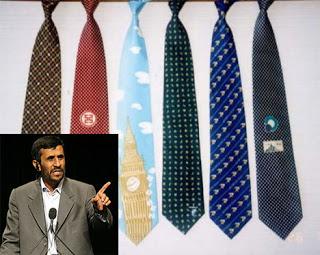 هل تعلم لماذا إيران هى الدولة الوحيدة التى تمنع لبس ربطة العنق !!!