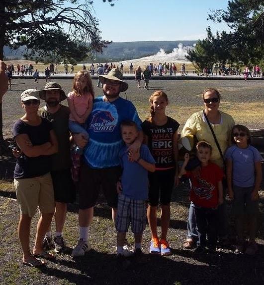 Vacation Island Park July 2014