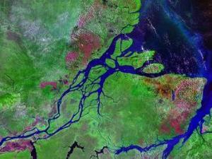 Ada Sungai di Bawah Sungai Amazon