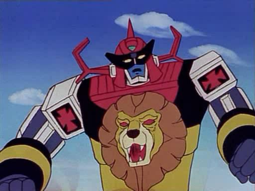 Il mondo degli anime e non solo daltanious il robot col