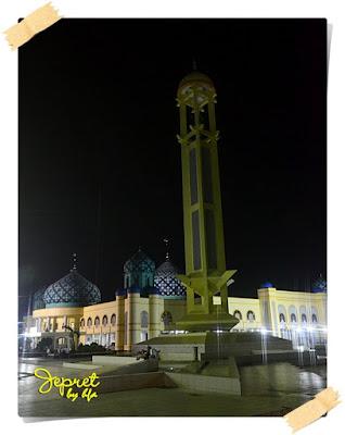 Minaret Mukaromah Martapura