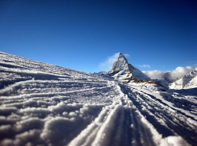 The Matterhorn Mountain Tourism