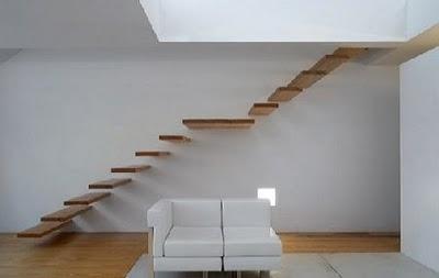 esta escalera forma parte de la casa tolo diseada por lvaro siza leite las escaleras estn recubiertas de madera pero supongo que tendrn el interior de