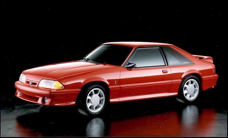 Mustang 5.0 - Mustang