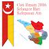 Cuti Umum 2016 Selangor Hari Kelepasan Am