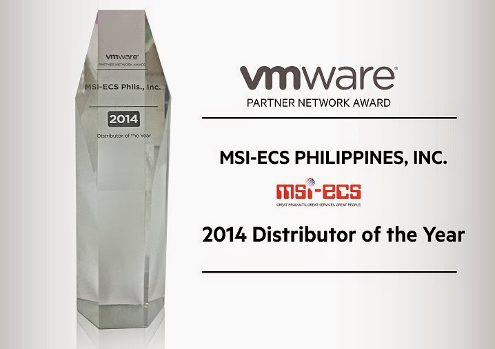 VMware Award
