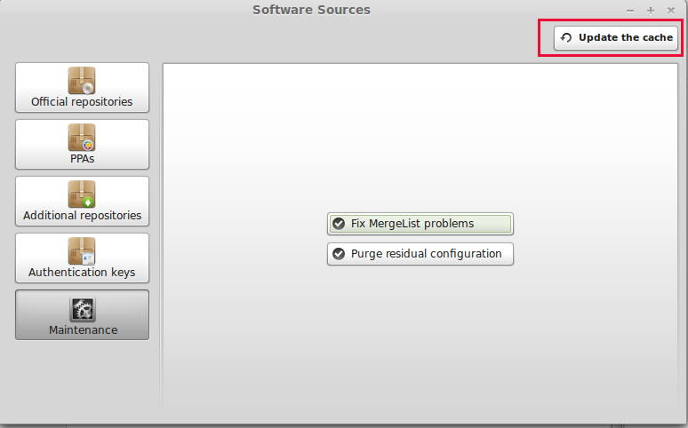 how to fix broken packages in linux mint