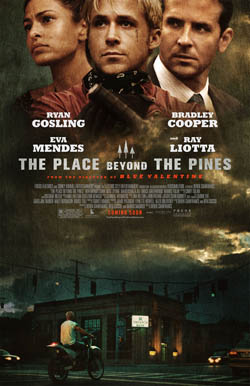 The Place Beyond The Pines 2013 poster