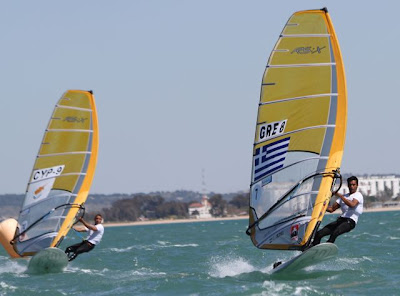 2012 RS:X World Windsurfing Championships, Byron Kokkalanis