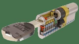 Cilindro máxima seguridad Tesa TK100