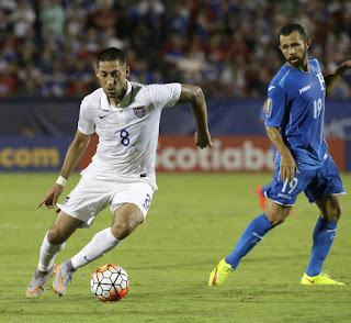 Estados Unidos vs Haití en la Copa Oro 2015