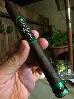 Bloodline OPA Maduro cigar 1