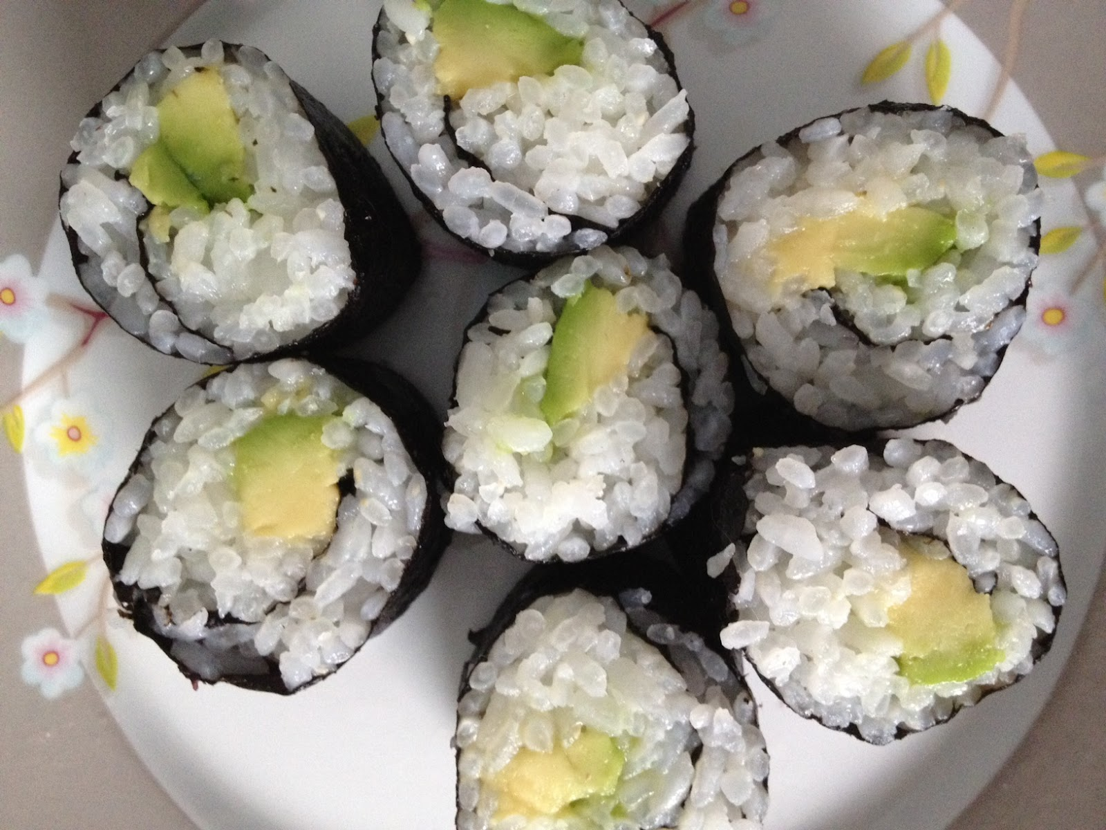 how to make sushi at home uk