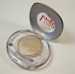 Pupa - Coral Island - Vamp! Compact Eyeshadow 004 - Golden Light